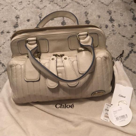 e52f58b9aa Chloe Bags   Quilted Bay Bag   Poshmark